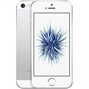 Apple iPhone SE 64 Go Argent Débloqué Reconditionné à neuf