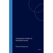 Comparative Studies in Romanian Syntax by Virginia Motapanyane