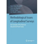 Methodological Issues of Longitudinal Surveys 2016 by Hans-Peter Blossfeld