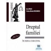 Dreptul familiei in noul cod civil - Dan Lupascu