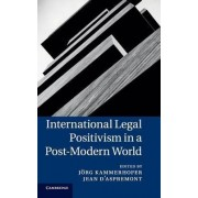International Legal Positivism in a Post-Modern World by Jorg Kammerhofer