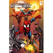 Ultimate Knights ( 2 ) : Ultimate Spider-Man N° 57 ( Juin 2008 ) - Collector Edition