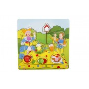 Tea Party di Something Special zia Polly - Puzzle