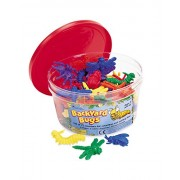 Learning Resources Backyard Bugs Counters (Set of 72)