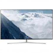 "Samsung 55"" 55KS8002 4К SUHD TV, SMART, 2300 PQI, QuadCore, DVB-TCS2X2(T2 Ready)/TCS2X2, Wireless, Network, PIP, 4xHDMI, 3xUSB, Silver"