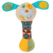 Бебешка играчка - плюшено куче с пищялка, 1251 Babyono, 9070216