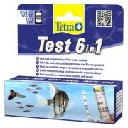 TetraTest 6 in 1 Teststrips Watertest - 25 Teststrips