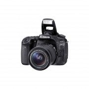 Canon EOS 80D DSLR Camera With EF-S 18-55mm F/3.5-5.6 IS STM Lens + 32GB Memory Cards (2X) + 58mm Telephoto & Wide Angle Lenses + Spare Battery And More ...