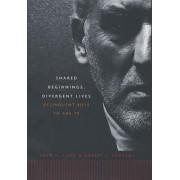 Shared Beginnings, Divergent Lives by John H. Laub
