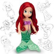 Disney Princess Little Mermaid Animators Collection Toddler Doll