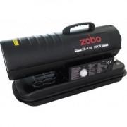 Generator de aer cald cu ardere directa pe motorina Zobo ZB-K70 , putere 21 kW