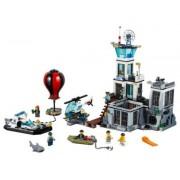 LEGO® City 60130 - Polizeiquartier auf der Gefängnisinsel