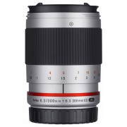 Samyang 300mm f/6.3 ED UMC CS (Canon EOS) (argint)