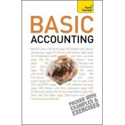 Basic Accounting: Teach Yourself by Andy Lymer