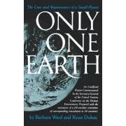 Only One Earth by Barbara Ward Jackson