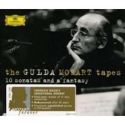 W. A. Mozart - Gulda Tapes:10 Sonatas& (0028947761303) (3 CD)