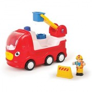 WOW Ernie Fire Engine - Emergency (3 Piece Set)