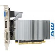 MSI Scheda Grafica GeForce 210 (N210-1GD3H/LP), Nero