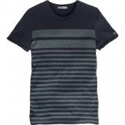 Cast Iron - Structured Stripe T-shirt