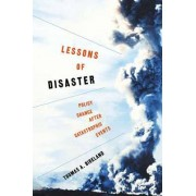 Lessons of Disaster by Thomas A. Birkland