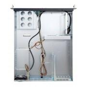 Carcasa CHF Chieftec IPC case 2U series UNC-210TR-B, 400W PSU (PSF-400A)