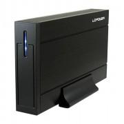 LC Power LC-35U3-Sirius 3,5'' o USB3.0 o SATA I/II/III külső merevlemez ház