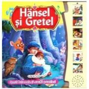Hansel Si Gretel - Apasa butoanele si asculta povestea