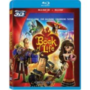 The Book of Life BluRay Combo 3D+2D 2014