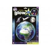 Brainstorm Glow 3D Autocolant - Pământul