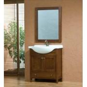 Toscana 75 Fürdőszobaszekrény komplett