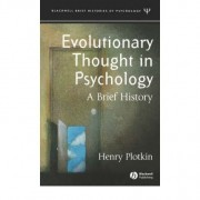 Evolutionary Thought in Psychology by Henry Plotkin