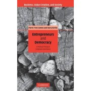 Entrepreneurs and Democracy by Harry Korine