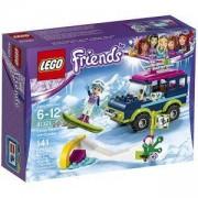 Конструктор ЛЕГО ФРЕНДС - Джип в зимния курорт, LEGO Friends, 41321