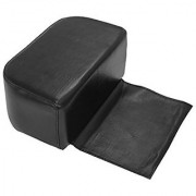 D Salon Barber Child Booster Seat Cushion Beauty Salon Spa Equipment Styling Chair Black 3 Pound