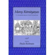 Many Ramayanas by Paula Richman