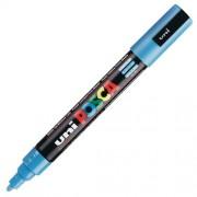 Uni Posca PC 5M Azul Claro