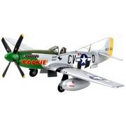 Revell - 4148 - Maquette Classique à Peindre et à Coller - P 51D Mustang