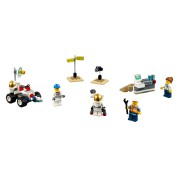 LEGO® CITY Set pentru incepatori- Baza spatiala