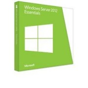 Microsoft Windows Server Essentials 2012 R2 x64 English 1pk DSP OEI DVD 1-2CPU