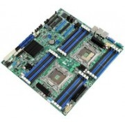 Intel DBS2600CP2 Server Mainboard Sockel LGA2011 (2x CPU, 8x DDR3 Speicher, 6x PCI-e, 4x SATA III, VGA, 5x USB 2.0)