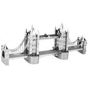 Metal Earth - 5061022 - Maquette 3D - Architecture - London Tower Bridge - 13,87 x 1,98 x 5,65 cm - 2 pièces