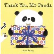 Thank You, Mr Panda by Steve Antony