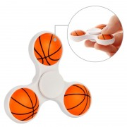 Ball Tri-Spinner Finger Fidget Toy EDC Hand Spinner for Autism and ADHD Anti Stress Relief Toys Gift