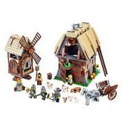 LEGO Mill Village Raid - juegos de construcción (Multicolor)