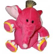 Plüss pink elefánt 12 cm