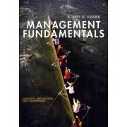 Management Fundamentals by Professor Robert N Lussier