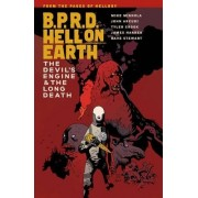 B.P.R.D. Hell on Earth Volume 4: The Devil's Engine & the Long Death by Mike Mignola