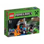 Пещерата LEGO® Minecraft 21113