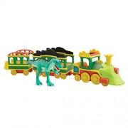 Dinotren - El tren de los dinosaurios con luces y sonidos (TOMY LC53010MP)
