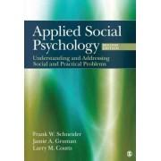 Applied Social Psychology by Frank W. Schneider